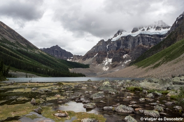 Oest de Canadà, 2015. El Consolation Lake