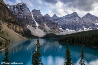 Oest de Canadà, 2015. El Moraine Lake