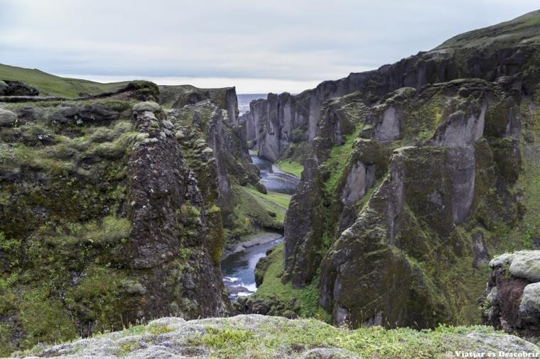 Com ens agradaria tornar a Islàndia...