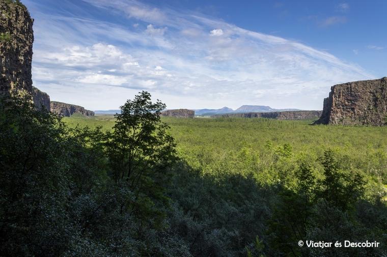canyó Asbirgi