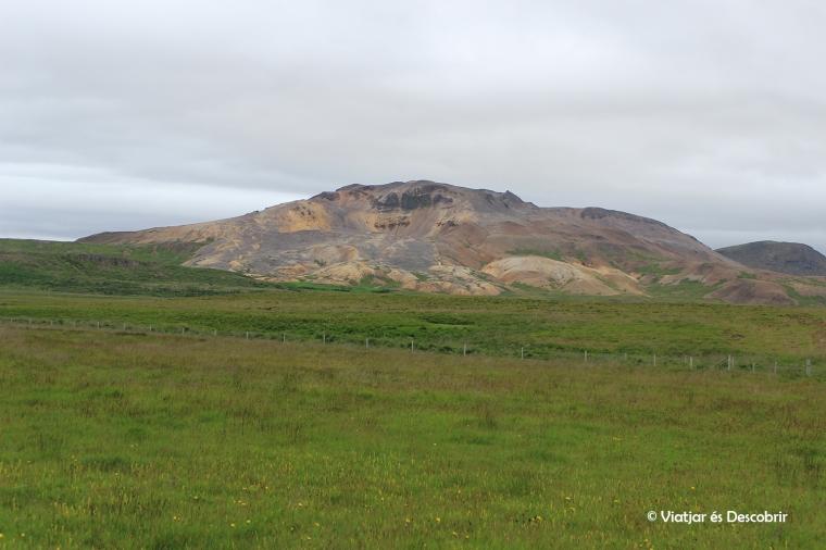 la muntanya Drapuhlidarfjall