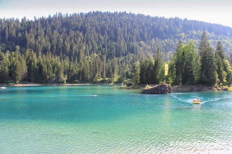 El llac Caumasee