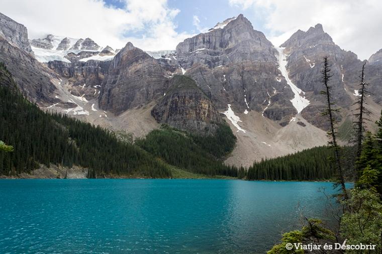 I veiem el llac des d'altres punts de vista.