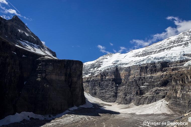Des del l'Abbot Pass Viewpoint es tenen una de les millors vistes