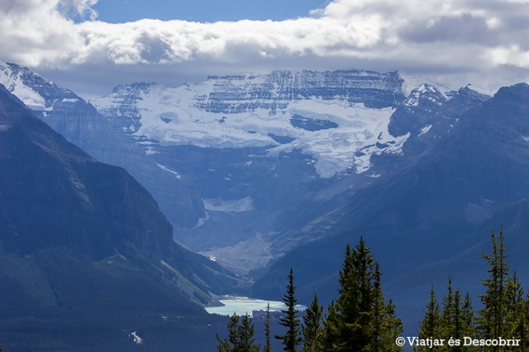 Vistes Lake Louise