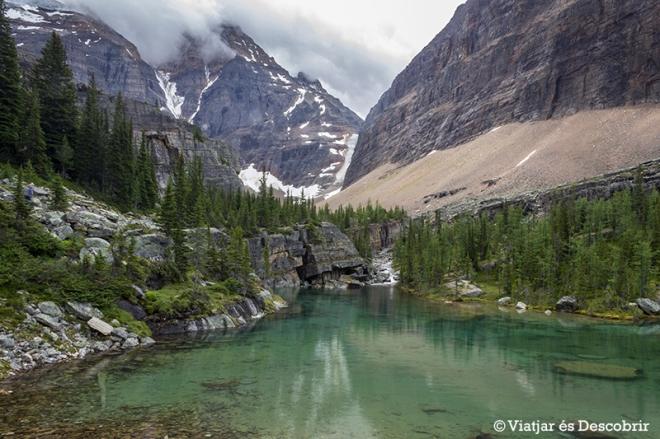 Hiking Lake O'Hara