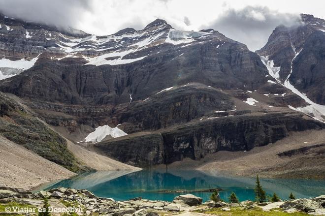 El fantàstic llac Oesa.