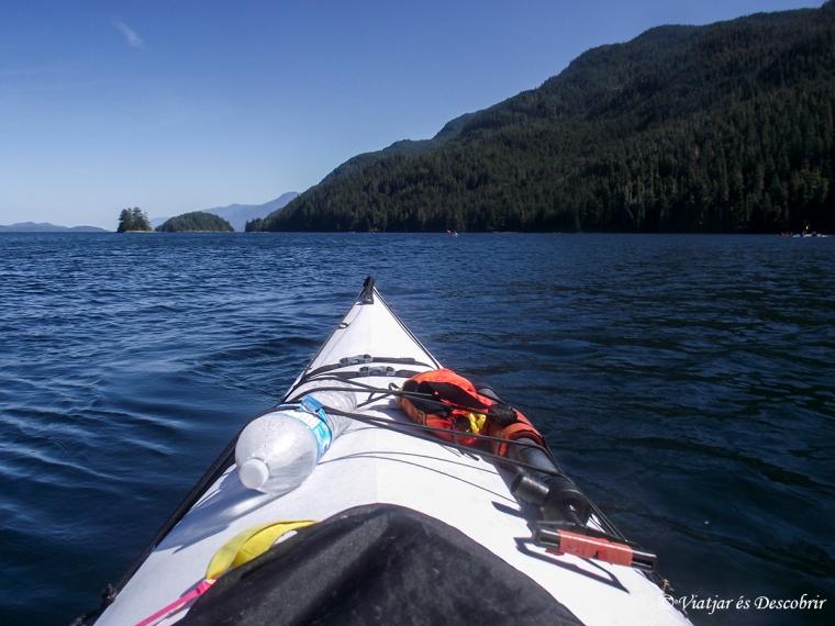 kayak telegraph cove