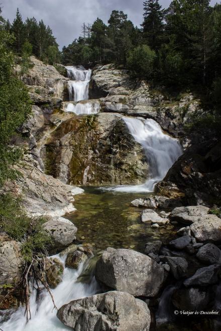 La cascada de Sant Esperit