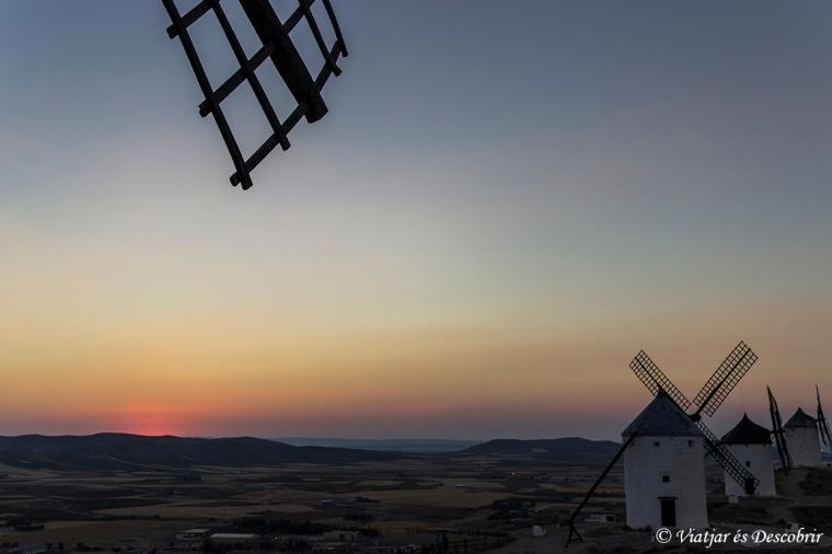 Molins de Consuegra. Consuegra wind mills