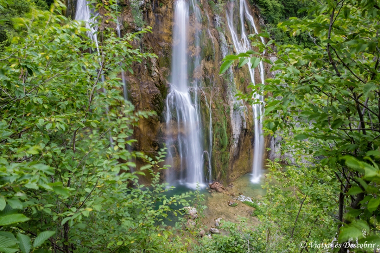 Parc Nacional Plitvice. Croacia