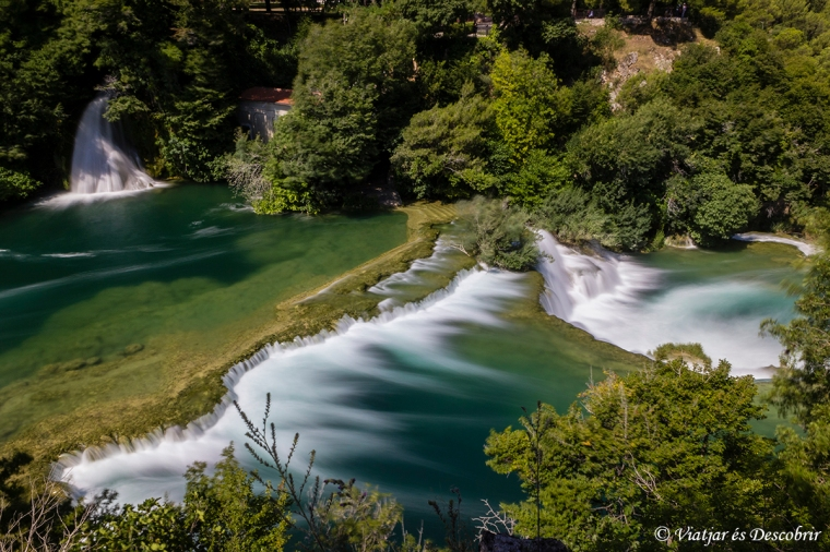 Krka National Park. Croacia