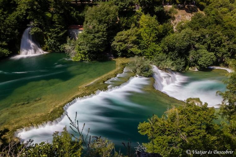 Krka National Park. Croacia