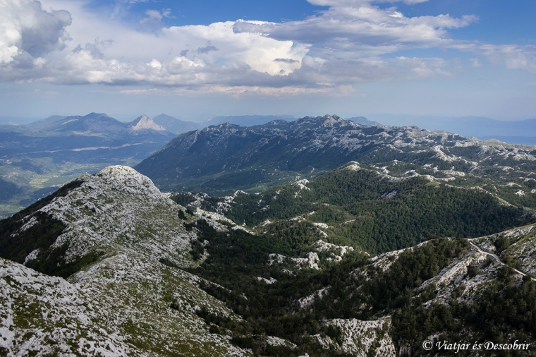 Biokovo. Sveti Jure. Croacia