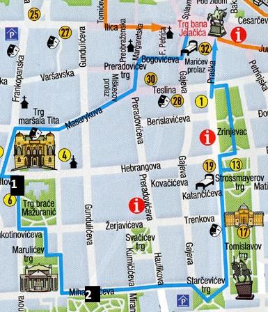 Mapa de la Ciutat Baixa