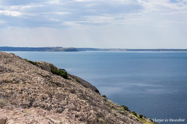 Illa de Pag. Croàcia