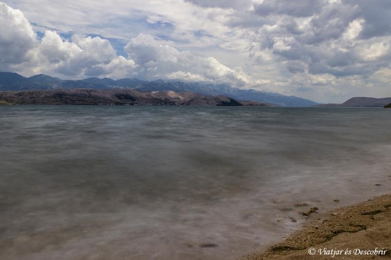 Sveti Duh. Illa de Pag. Croàcia
