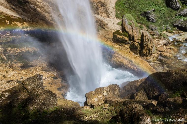 Cascada Pericnik