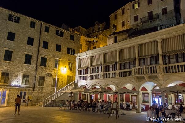 La Plaça de l'Ajuntament