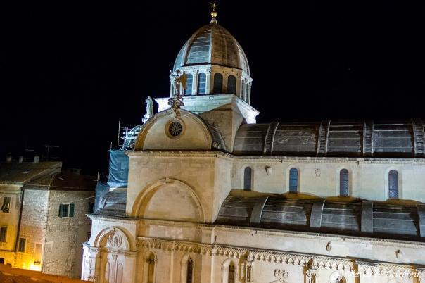 La Catedral de Santiago.