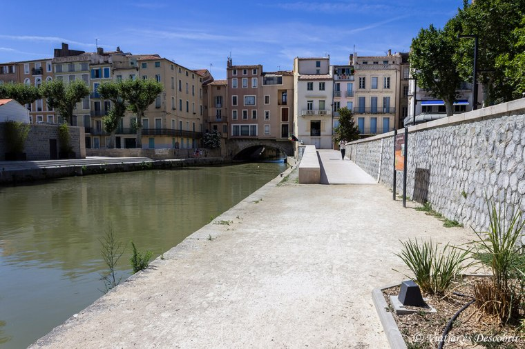 L'entrada a Narbonne