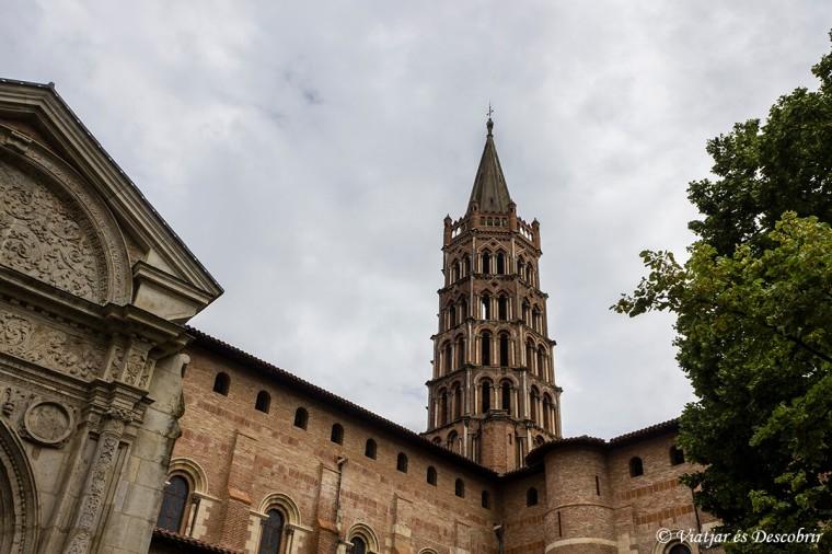 La basílica de Sant Saturní