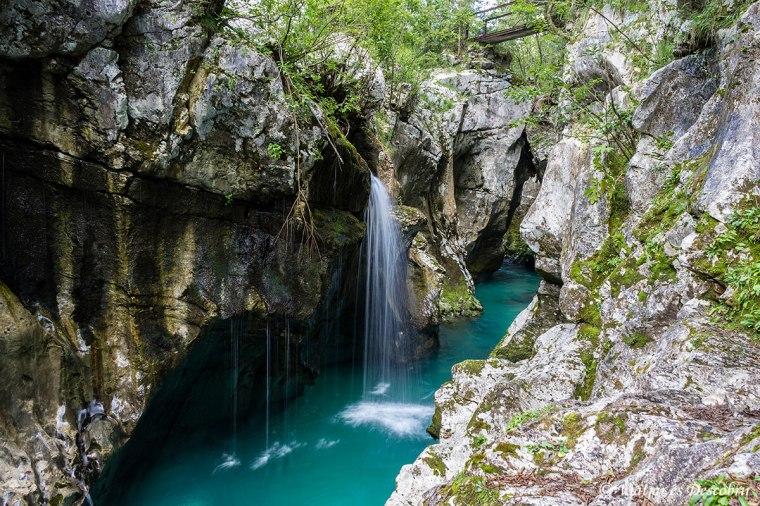 Cascades Eslovenia