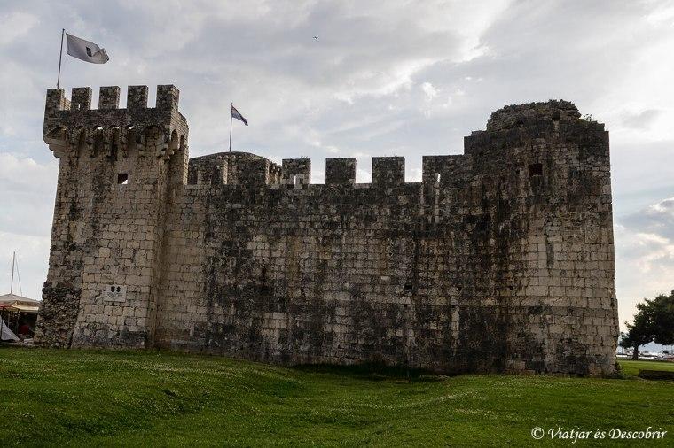 Trogir. Castell del Kamerlengo