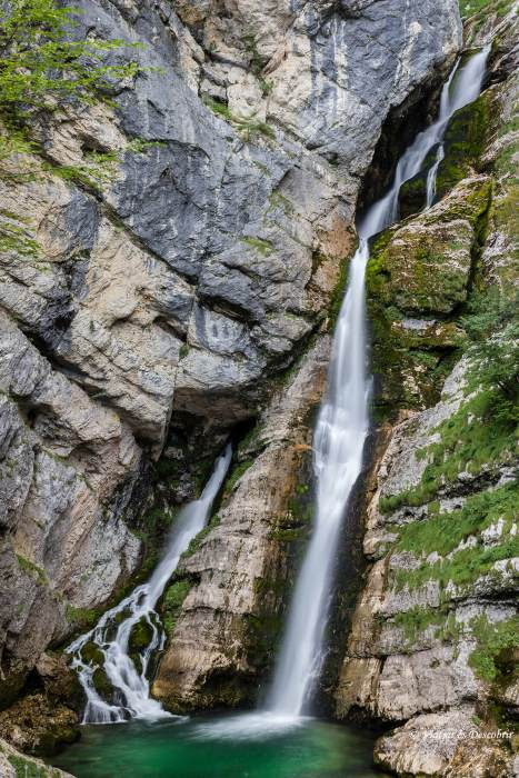 La cascada Savica
