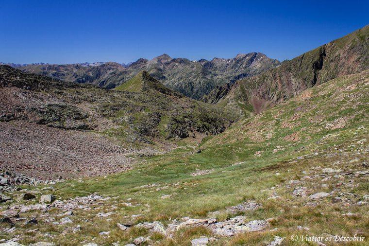Coll de Certascan Pirineus