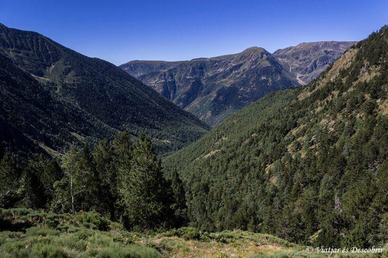 Panoràmica Muntanyes de Llibertat