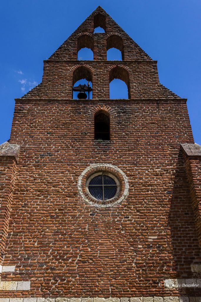 L'esglèsia Notre-Dame du Borg a Agen.
