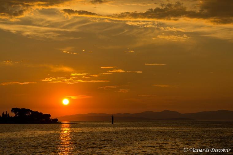 supetar-sunset