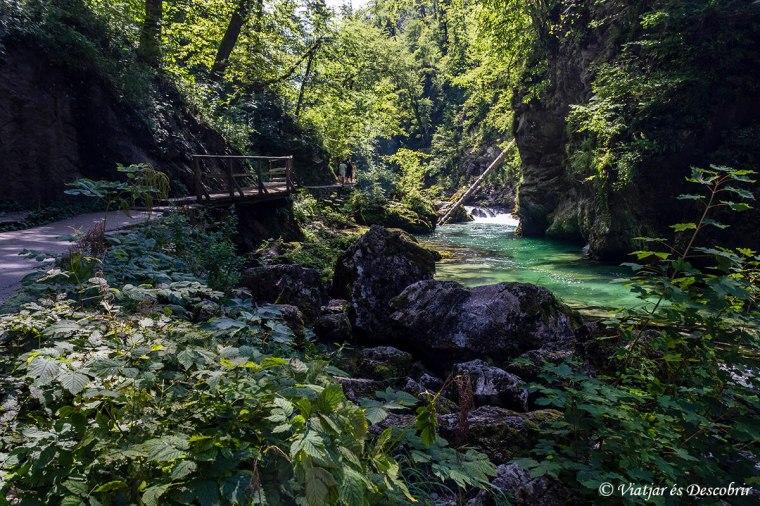 vintgar-gorges