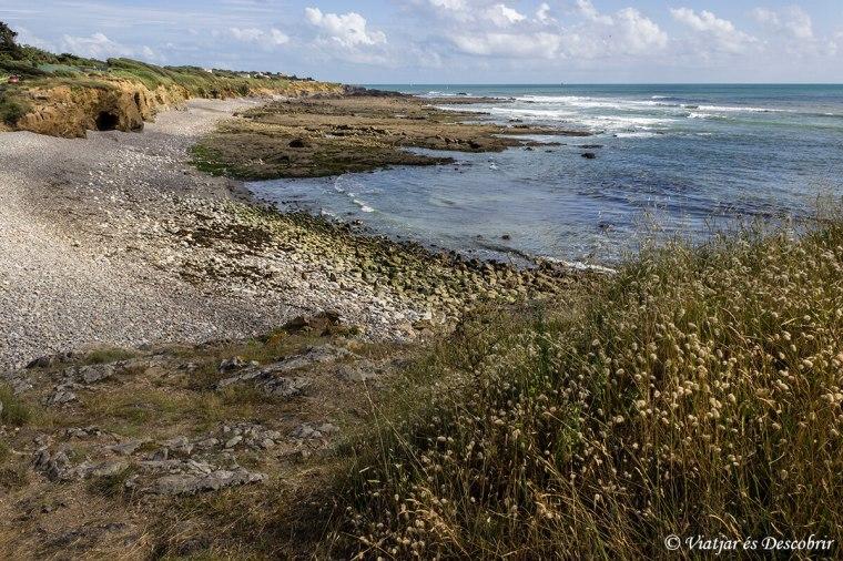 Cales al litoral francès
