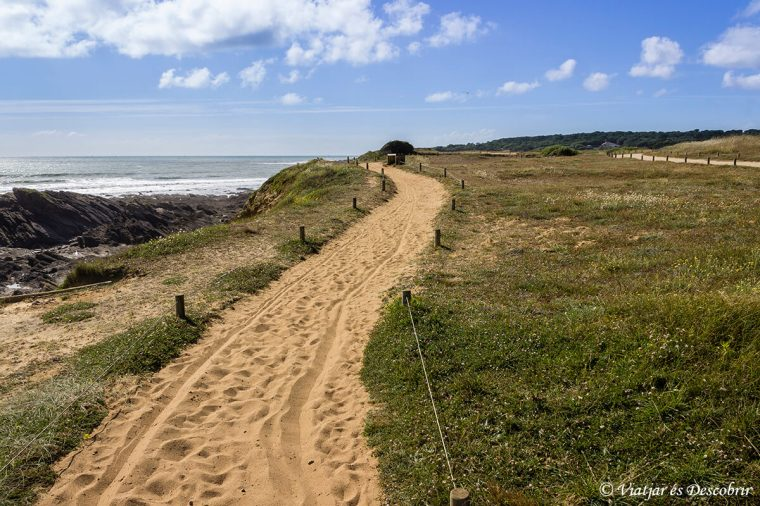 la costa atlàntica francesa en bicicleta