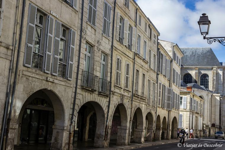 Carrers de La Rochelle