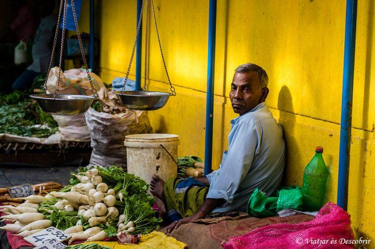 mercat a la ciutat de kandy