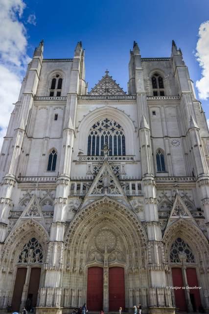 la catedral de nantes és preciosa