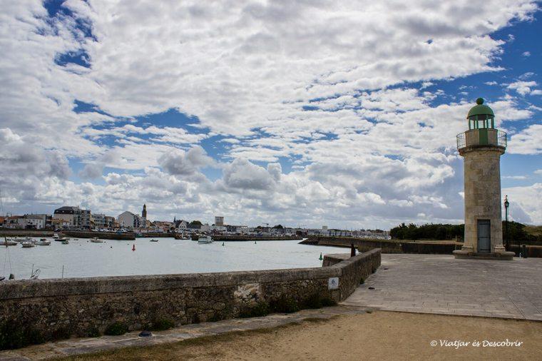 pedalar per la costa atlàntica de França és preciós