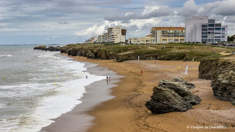 la costa francesa és un gran destí per viatjar amb bicicleta