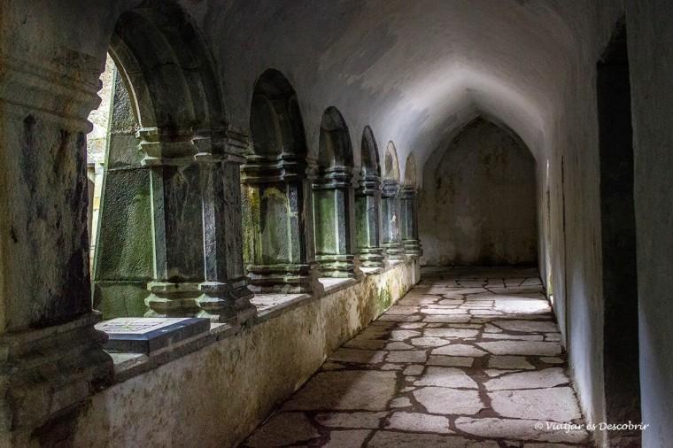 abadia medieval a killarney