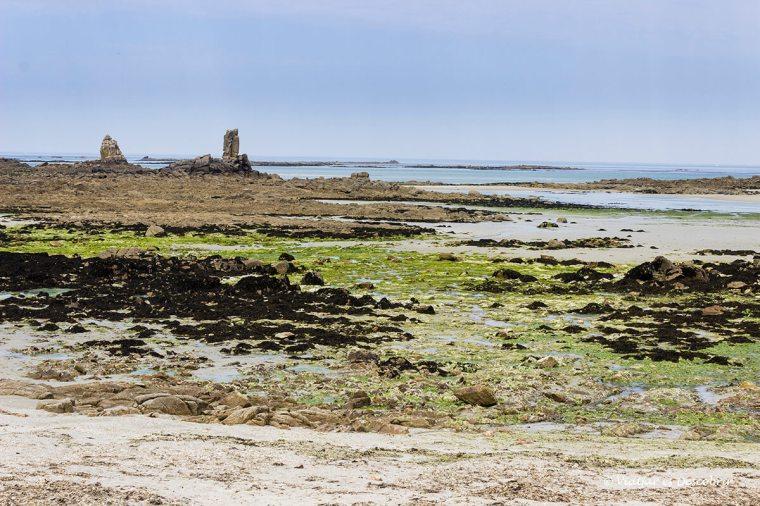 la zona protegia de Keremma destaca al nord de la bretanya francesa