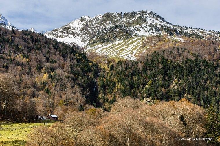 que veure a la vall d'aran paisatge artiga de lin