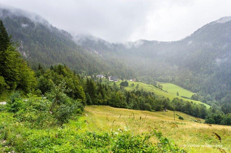 paisarge rural de la topla valley