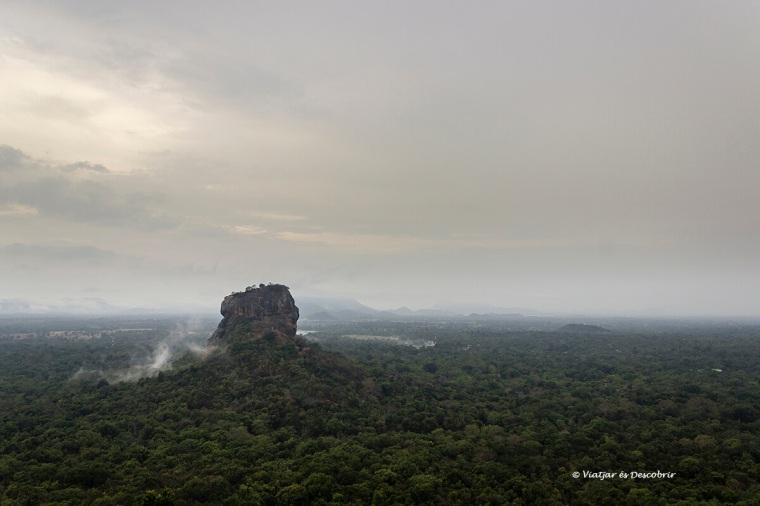 panoramica de sigiriya
